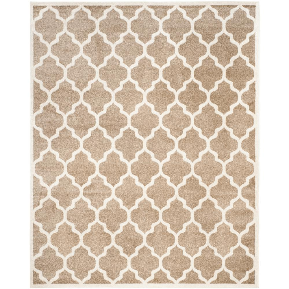 Safavieh Kalec Wheat Beige 9 Ft X 12 Ft Area Rug Amtw420s 9 The Home Depot Beige Area Rugs Area Rugs Outdoor Rugs Patio