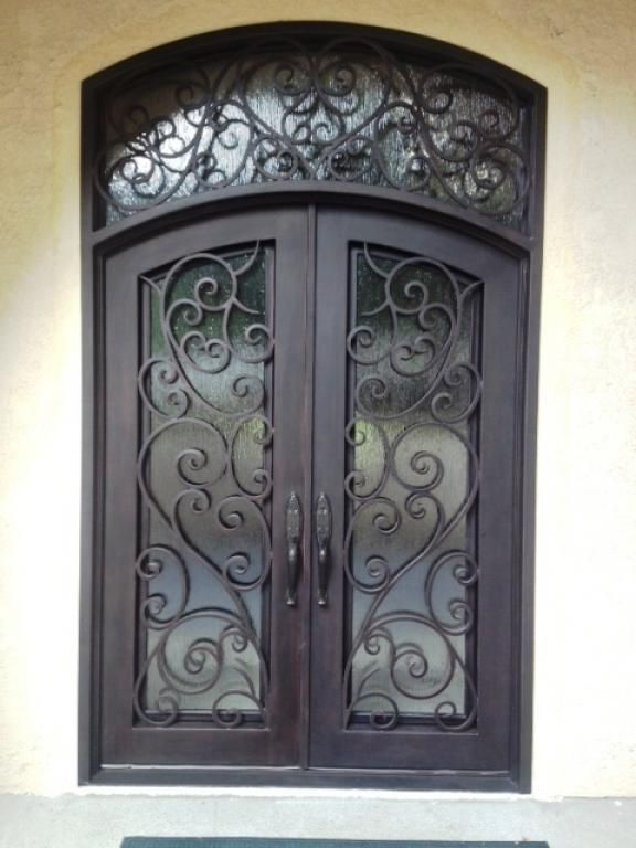 Tuscany With Attached Transom Iwantthatdoor Com
