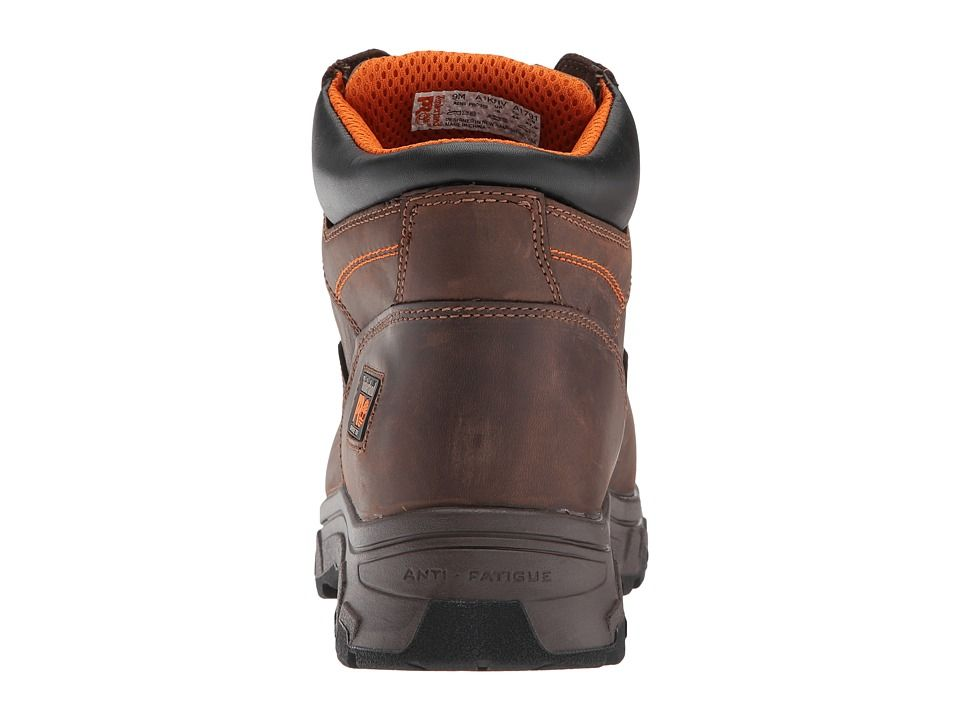 def86e2b029 Timberland PRO Workstead 6 Composite Safety Toe Men's Work Lace-up ...
