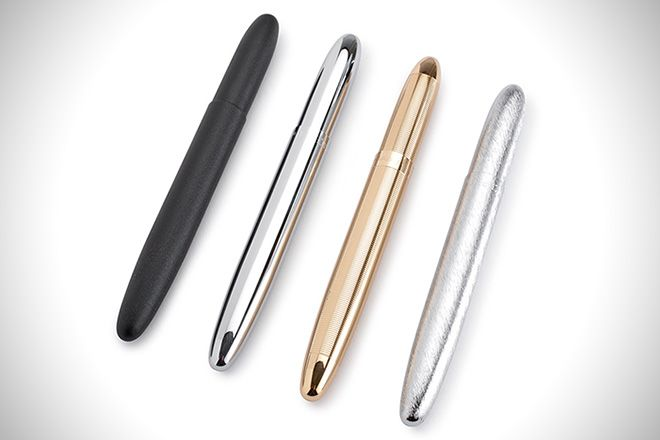 Fisher Space Pen or any of these. Don't lose the ability to put