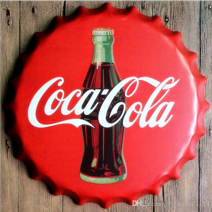 Coke Sign Google Search Vintage Tin Signs Vintage Metal Signs Kitchen Decor Wall Art