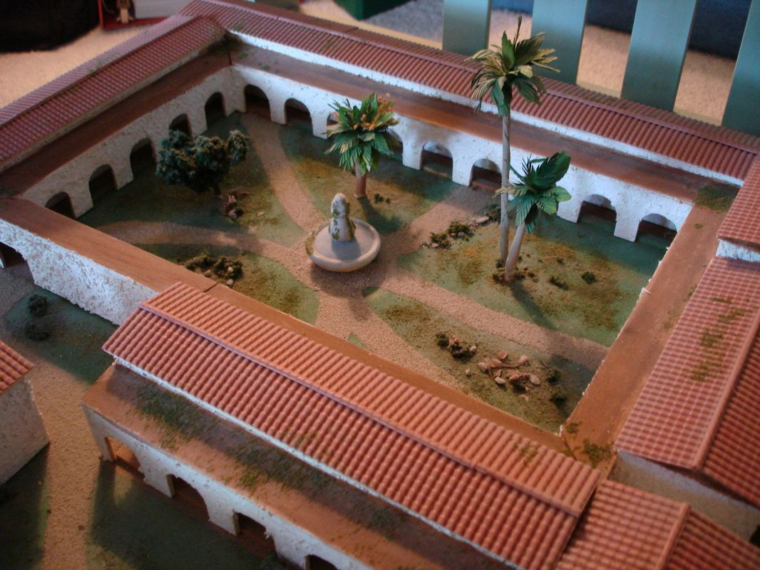 Model Of Mission San Juan Capistrano For 4th Grade Mission