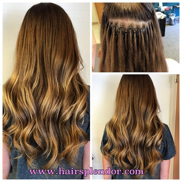 22 Brazilian Fusion Hair Extensions2mo Touch Up Curl Special