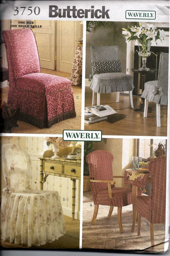 Bon Waverly Chair Slipcovers Chair Covers Slip By DawnsDesignBoutique, $8.00