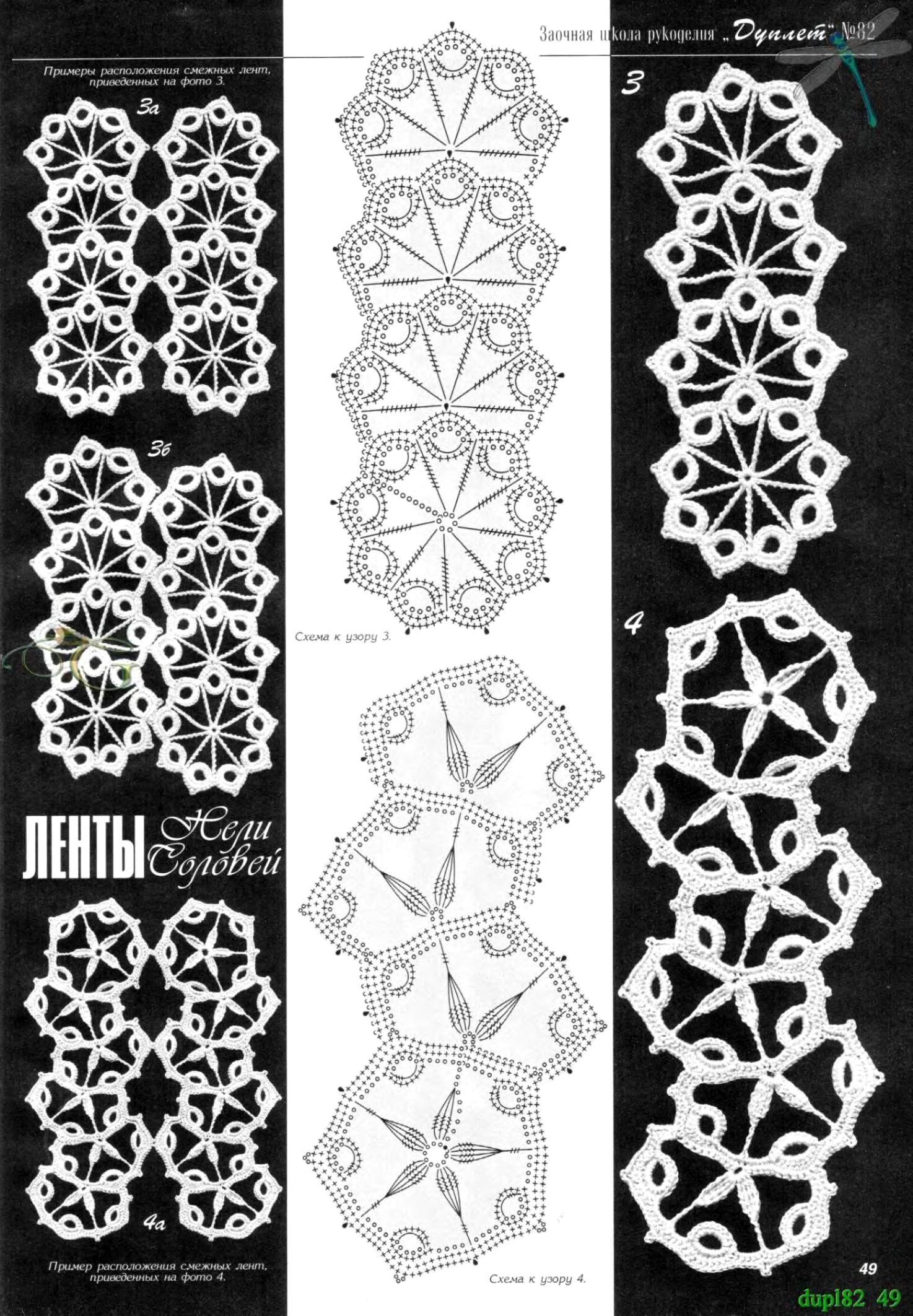Häkelmuster - free crochet pattern. | Надо попробовать | Pinterest ...