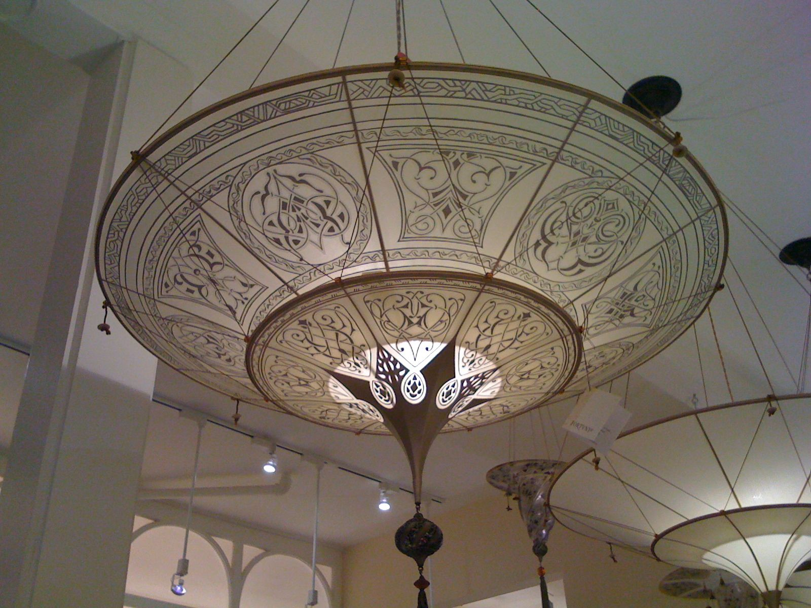 Fortuny chandelier for the home pinterest interior lighting fortuny chandelier aloadofball Choice Image