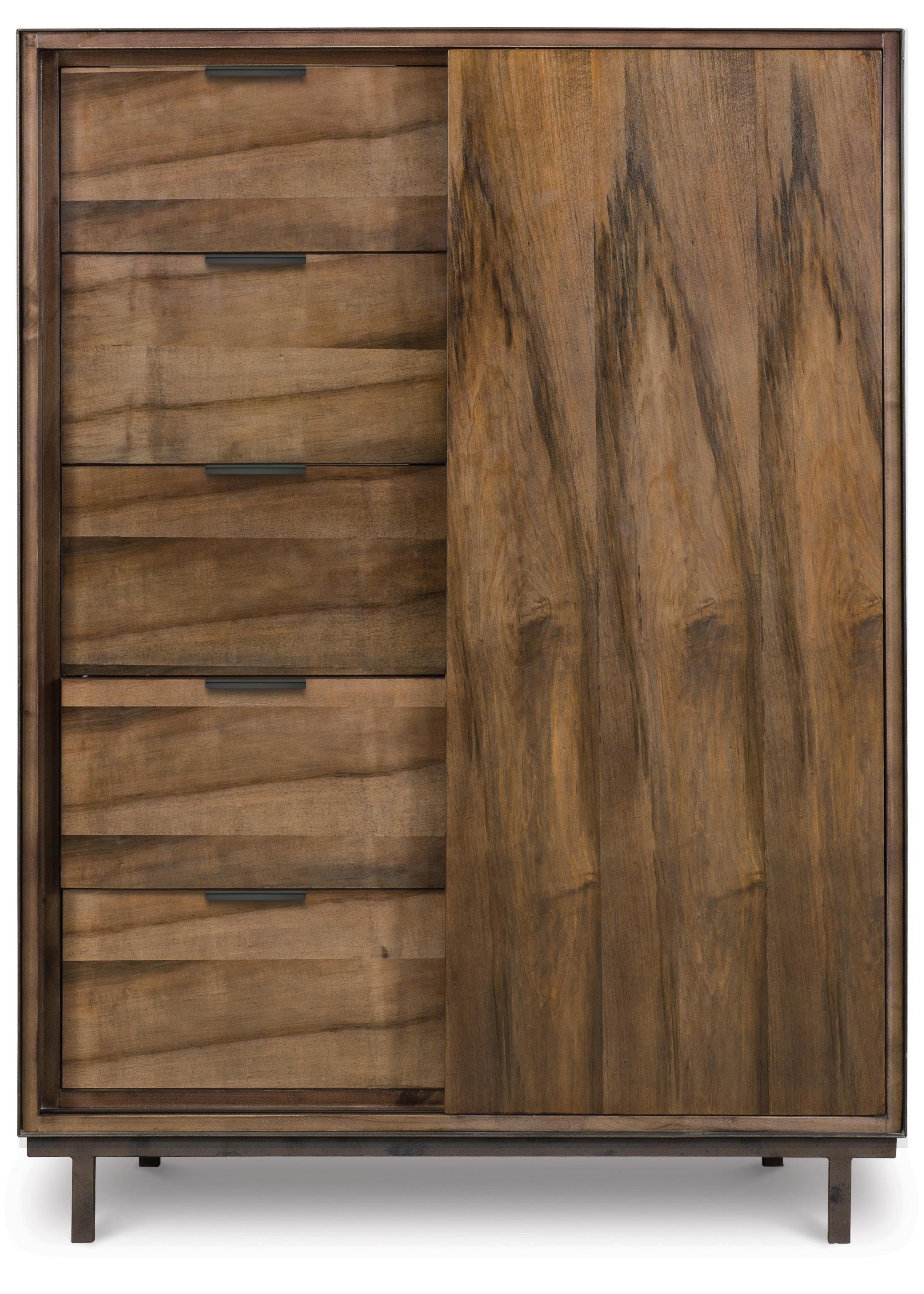 Danica bedroom sliding door chest by magnussen home my style