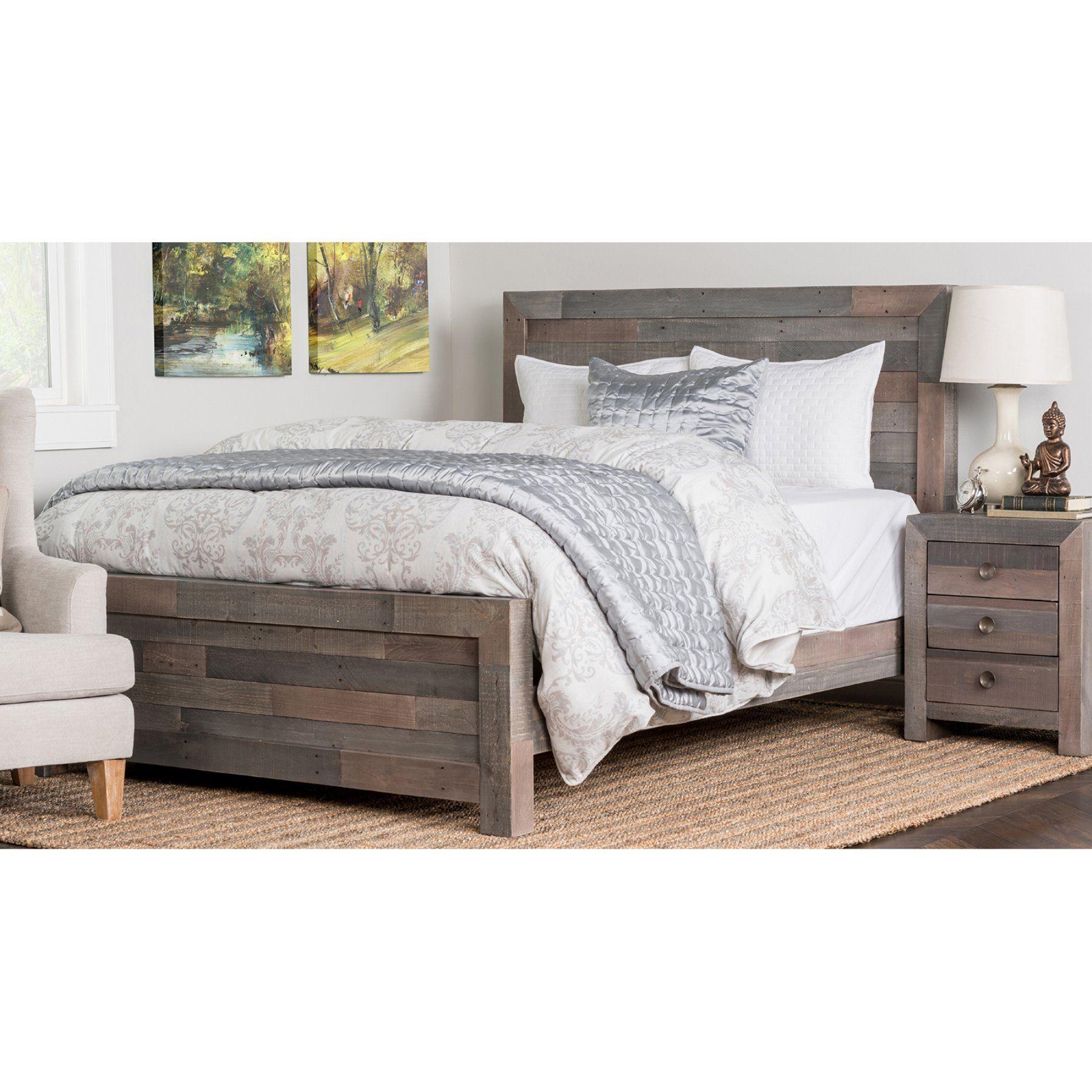 kosas home norman panel bed 54003020