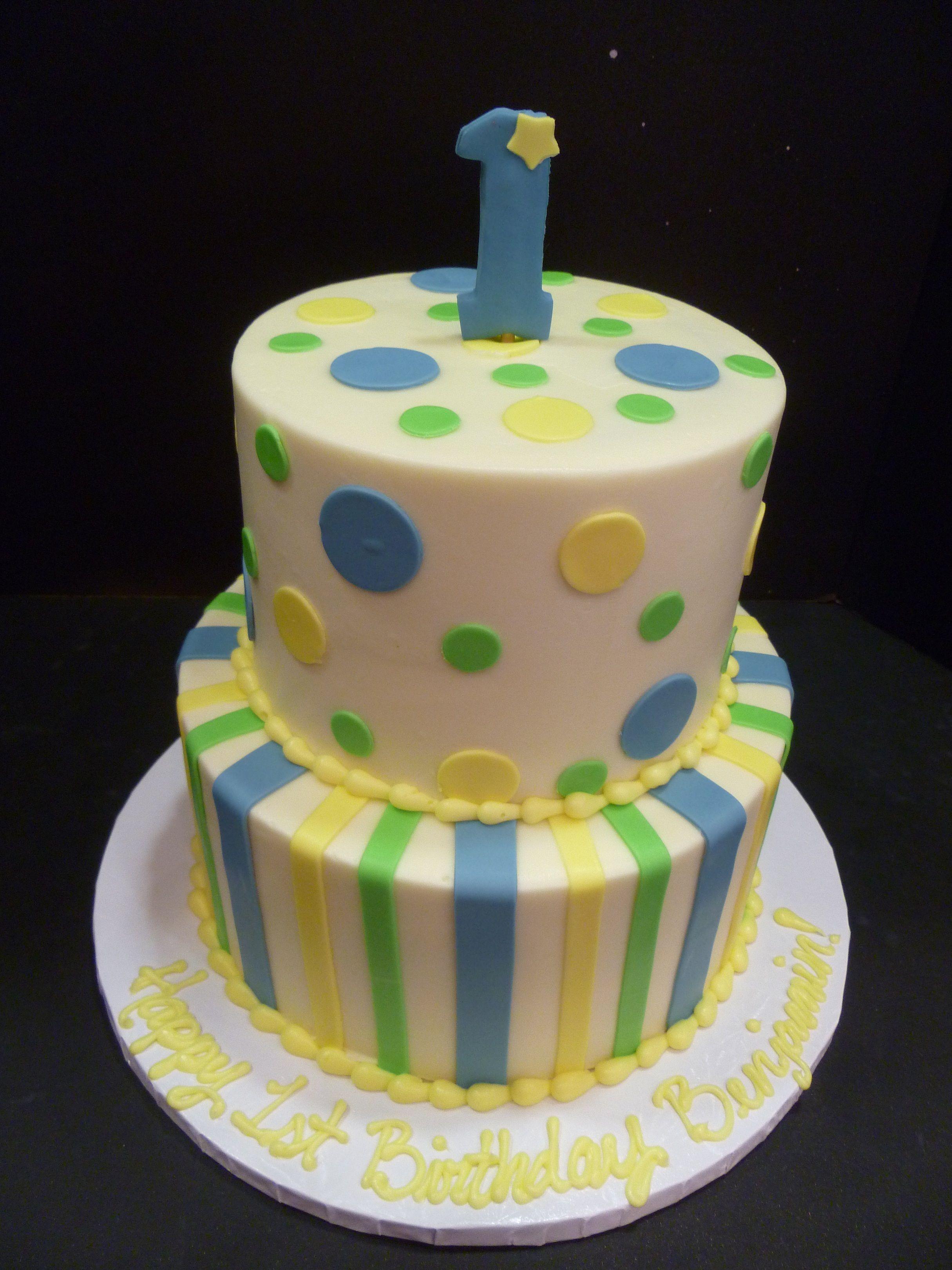 Birthday Cake 1st Birthday Cake For Boyg Birthday Pinterest