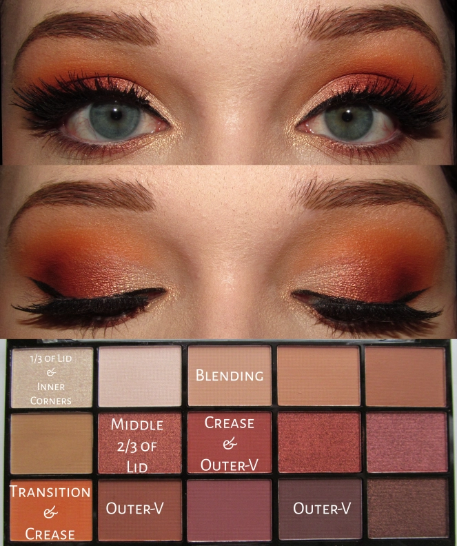 NEW Makeup Revolution Reloaded Fever Eyeshadow Palette | Review, Swatches & A Look