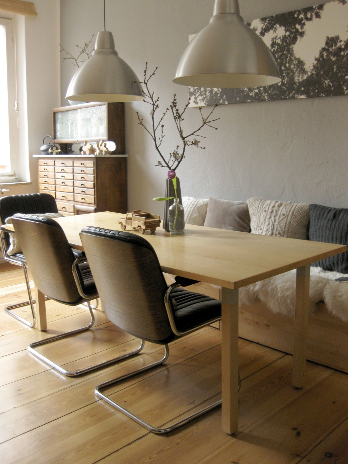 korbst hle f r esszimmer hausgestaltung ideen. Black Bedroom Furniture Sets. Home Design Ideas