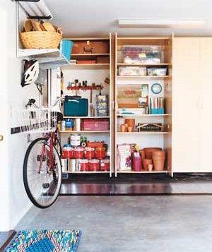 Ideas para organizar el garaje organizar garaje garaje - Estanterias para garaje ...