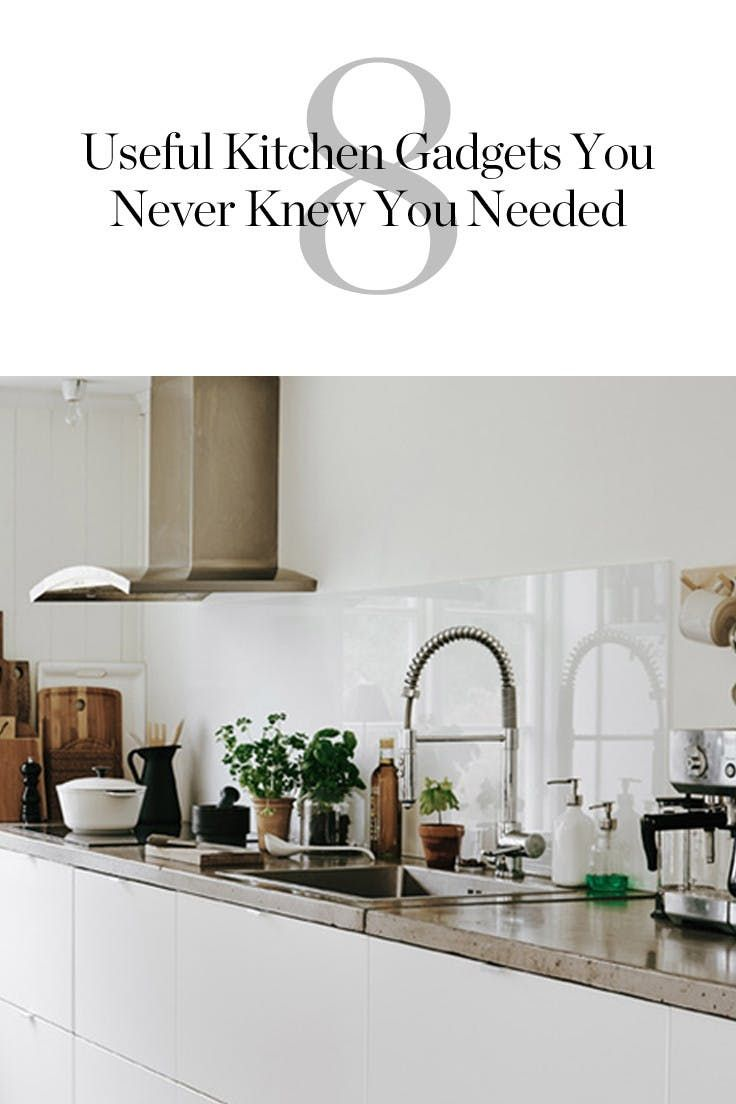 8 Useful Kitchen Gadgets You Never Knew You Needed | Kitchen gadgets ...