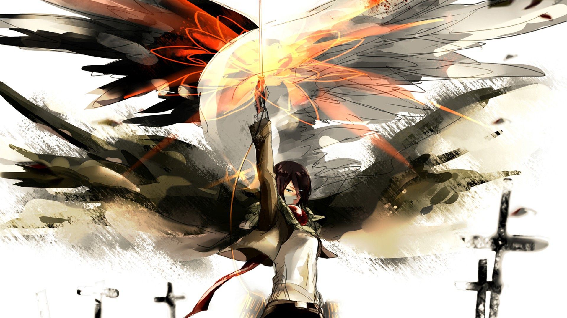 Anime Attack On Titan Wallpaper Attack On Titan Anime Cool Anime Wallpapers Anime Wallpaper