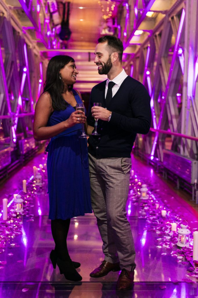 Romantic proposal planned by The Proposers.   www.theproposers.co.uk  #proposal #marriageproposal #proposalplanner #weddingproposal #proposalideas #londonproposal
