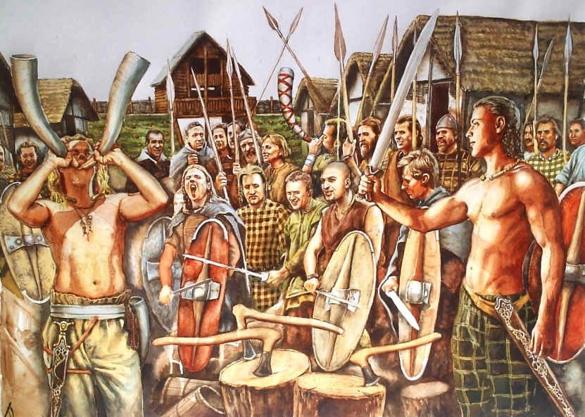 facts of the celts | the greeks encountered the celts around the ...