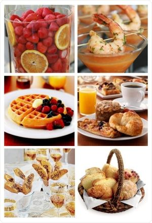 Brunch Ideas Its A Pin Party Pinterest Brunch Food And