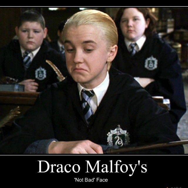 #DracoMalfoy :))