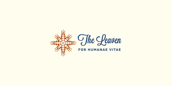 The Leaven for Humanae Vitae on Behance
