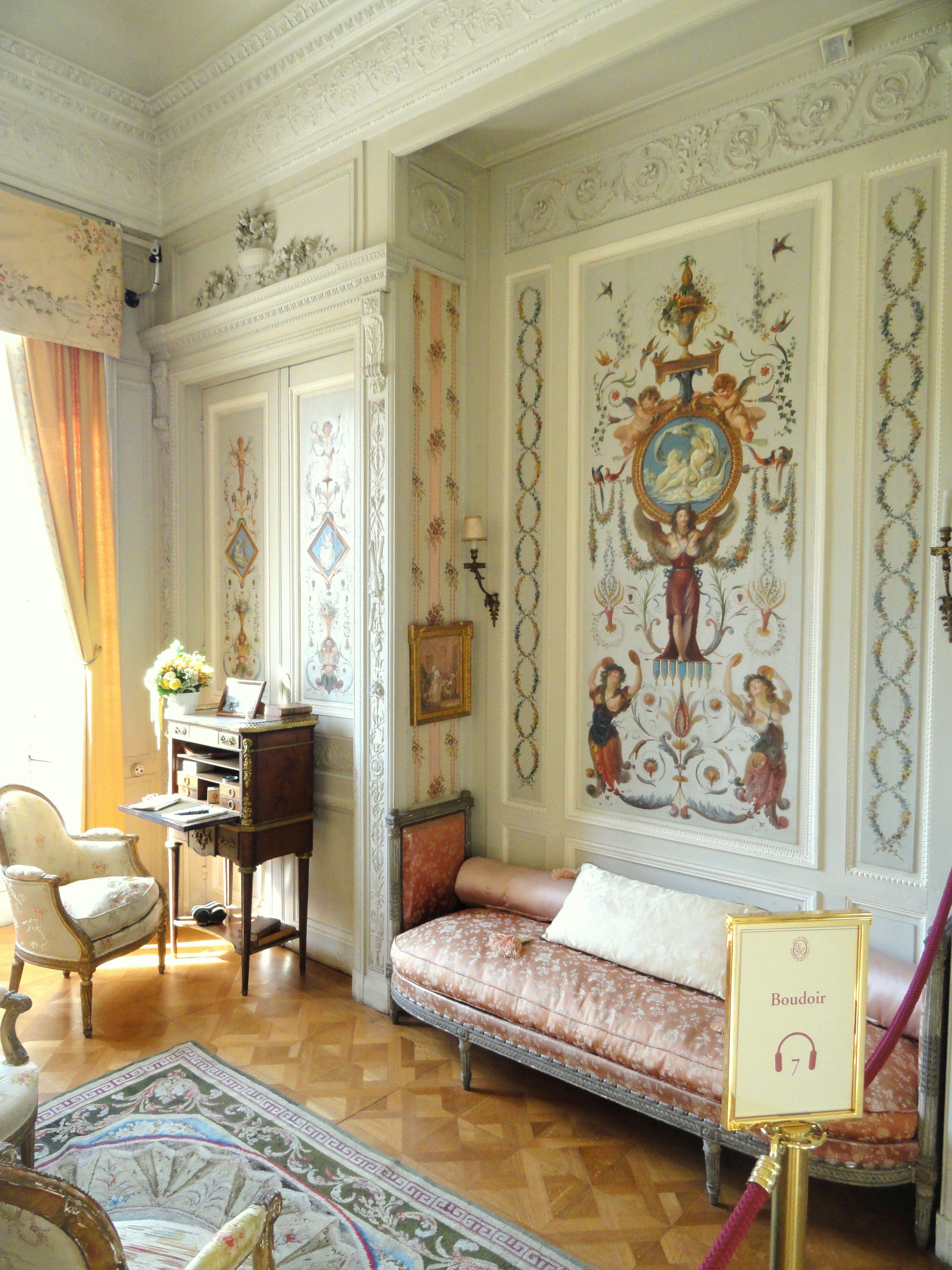 Villa ephrussi de rothschild a wonderful museum and for Interni case francesi