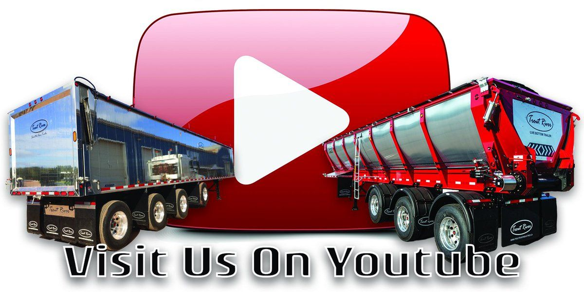 Trout River Live Bottom Trailers Troutriverpe On Twitter Automotive Marketing River Trailer Manufacturers