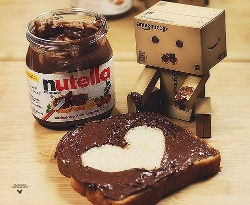 Love Nutella~