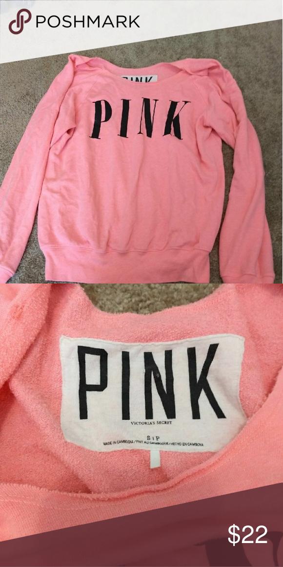 Pink By Victorias Secret Sweater Flash Sale Victorias Secret Pink