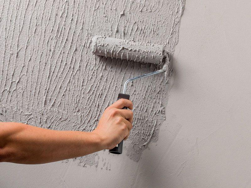 Enduit Decoratif Comment Appliquer Saneo Beton Mural Enduit Decoratif Parement Mural Enduit Mural