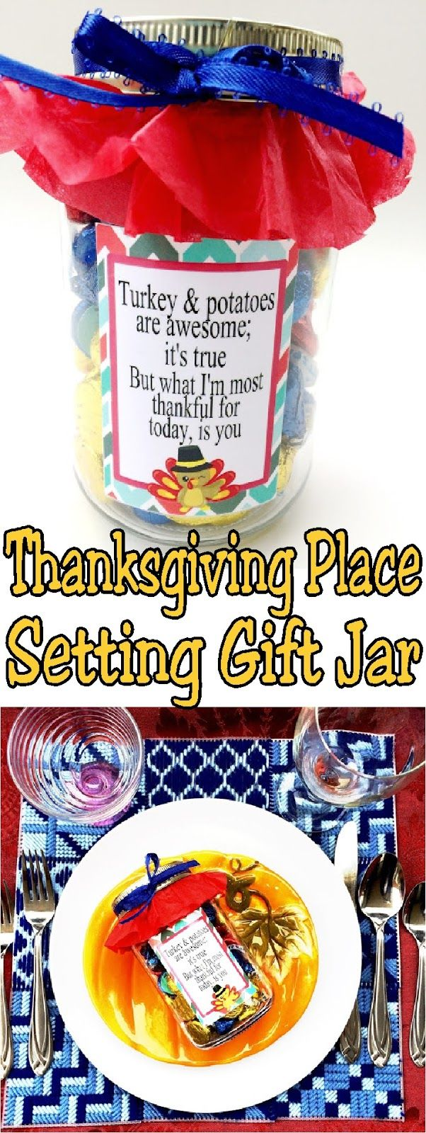 Wow your guests and tell them how much you are thankful for them