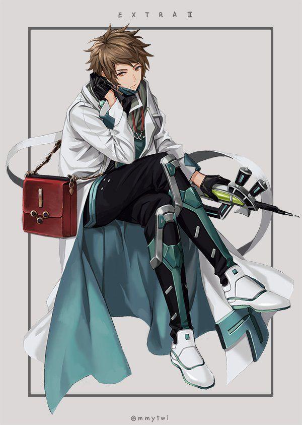 グラブル ドクター