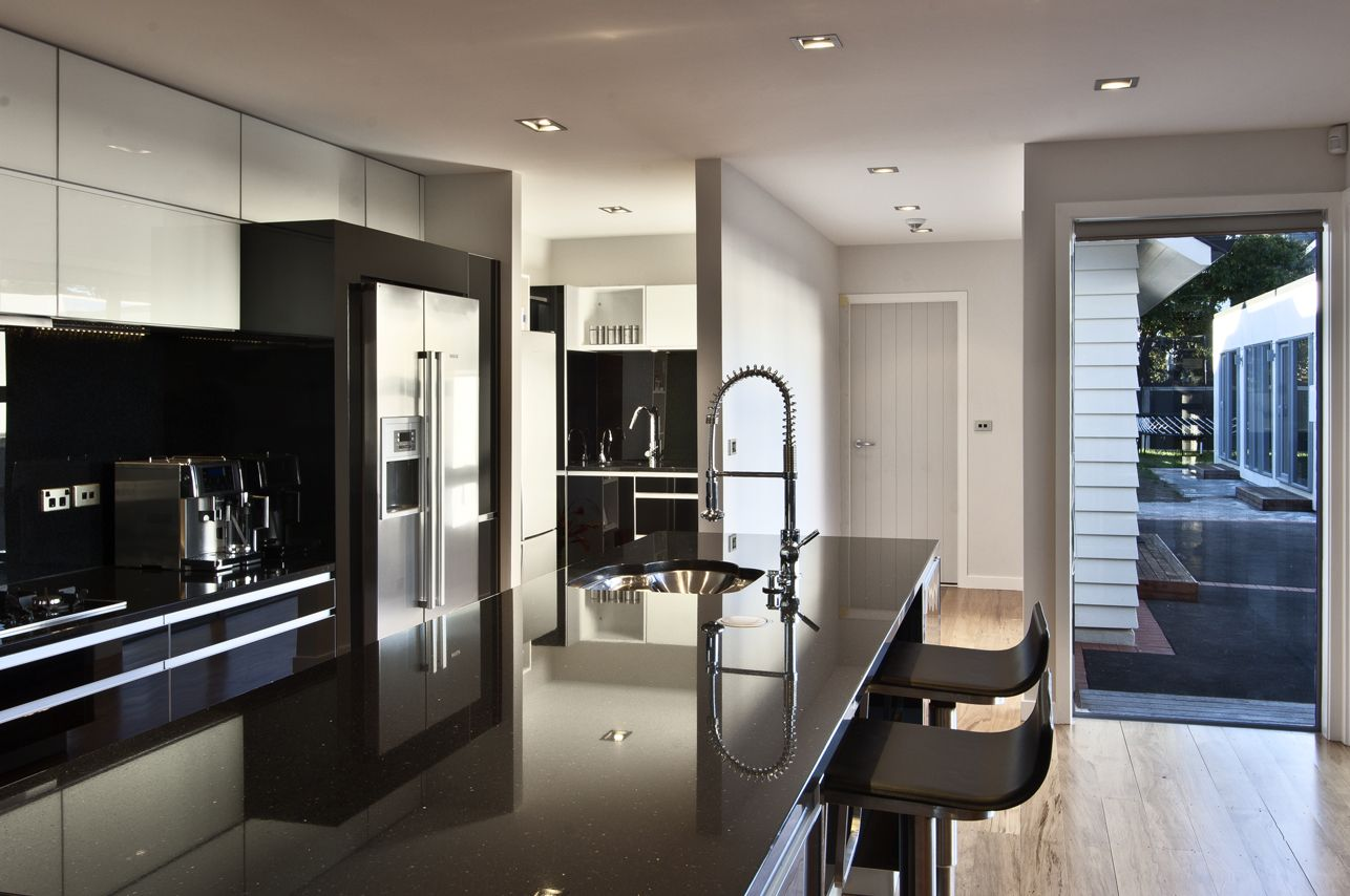 lower hutt alno kitchen design by damian hannah from german