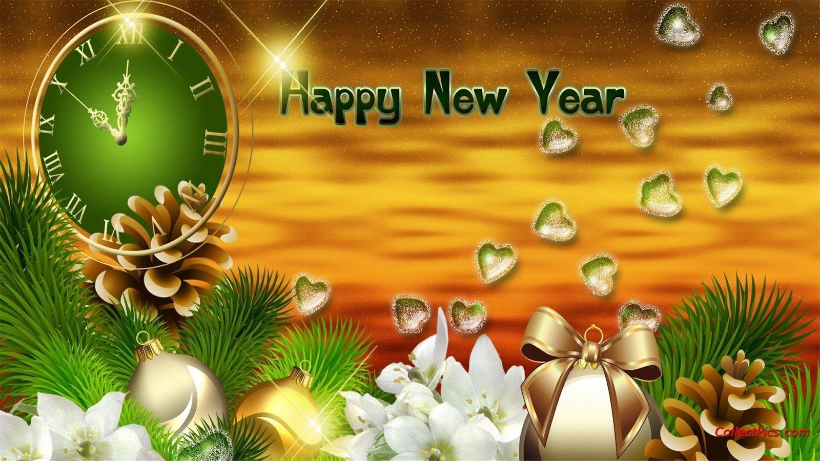 You can download the Happy New Year Wallpaper in hd and