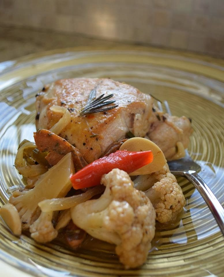 Chicken Scarpariello Recipe