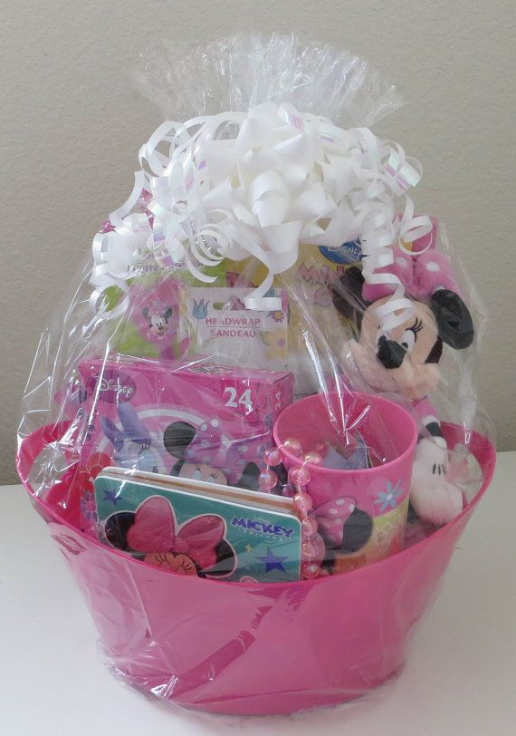 Disney minnie mouse gift basket by tgsgiftsandthings on etsy disney minnie mouse gift basket by tgsgiftsandthings on etsy negle Images