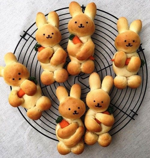 Photo of Baking 2 easy recipes for Easter bunnies and ideas for inspiration – living ideas and decoration