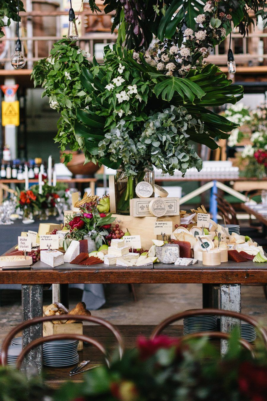Ed Dixon Food Design creative Melbourne wedding caterer
