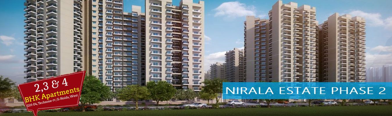 Nirala Estate 2 Percent A New Residential Apartment Project At Noida Extension They Are Residential Architecture Plan Estates Modern Residential Architecture
