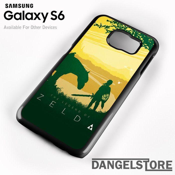 The Legend Of Zelda YD For Samsung S6 Case