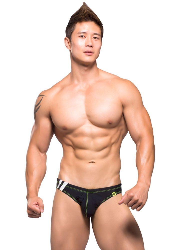 Team Bikini Andrew Slip Baño Negrobañadorswimwear Christian yfg7bY6