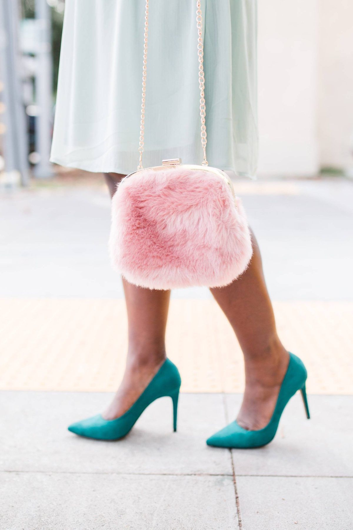 c2a272ff658 A fun pop of color for any season! Find this Pin and more on Christian  Siriano ...