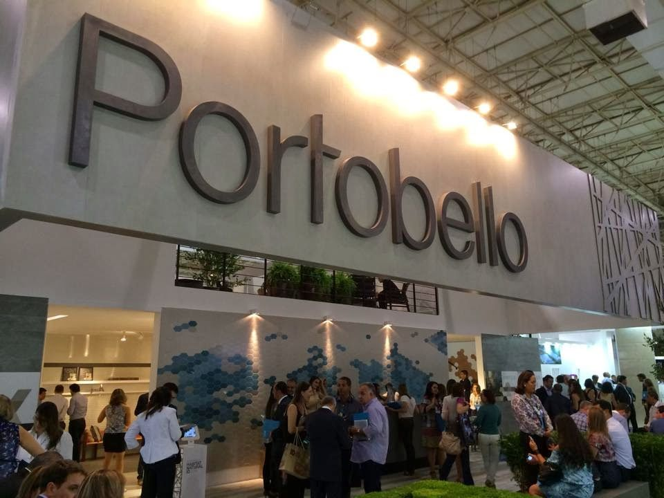 Expo Revestir 2014: PORTOBELLO e CASTELATTO