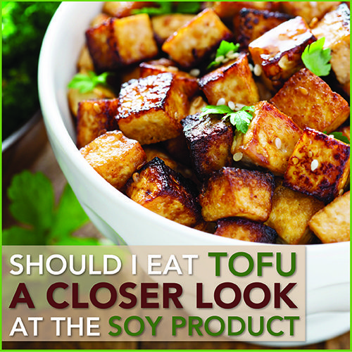 Should you be eating tofu? We're breaking down all the benefits, problems and what you need to know.