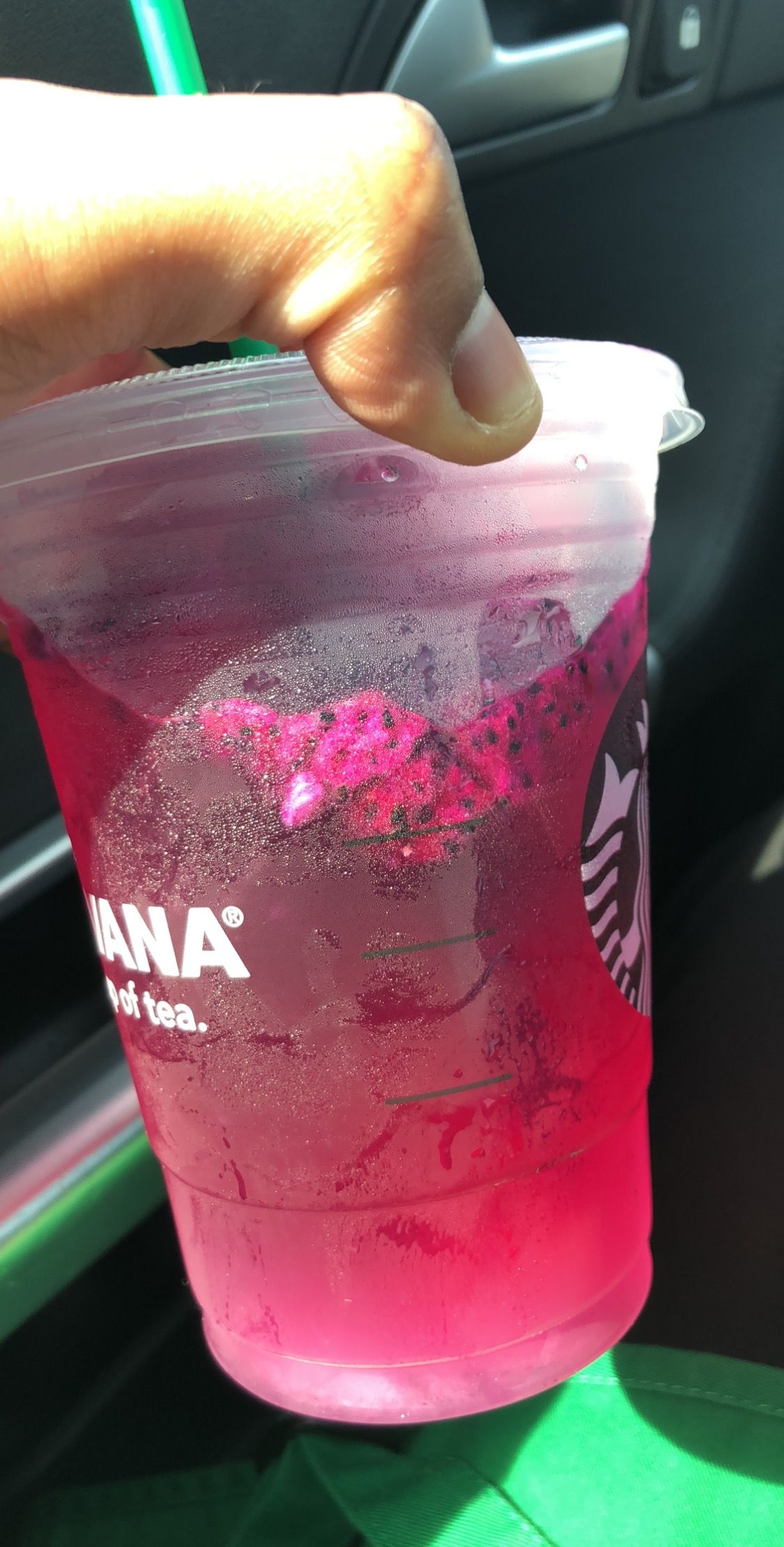 Starbucks Mango Dragonfruit Refresher Meals In 2019