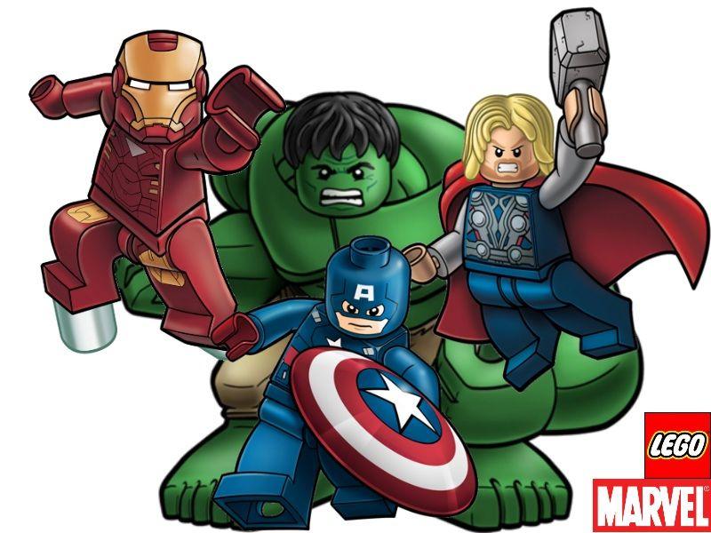 Marvel Lego Avengers Wallpaper By Artifypics On Deviantart