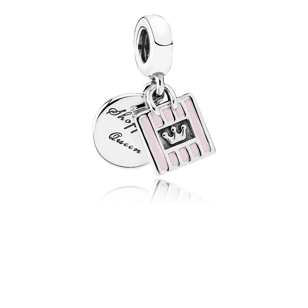 Shopping Queen Pendant Charm Special price £35.98 Buy