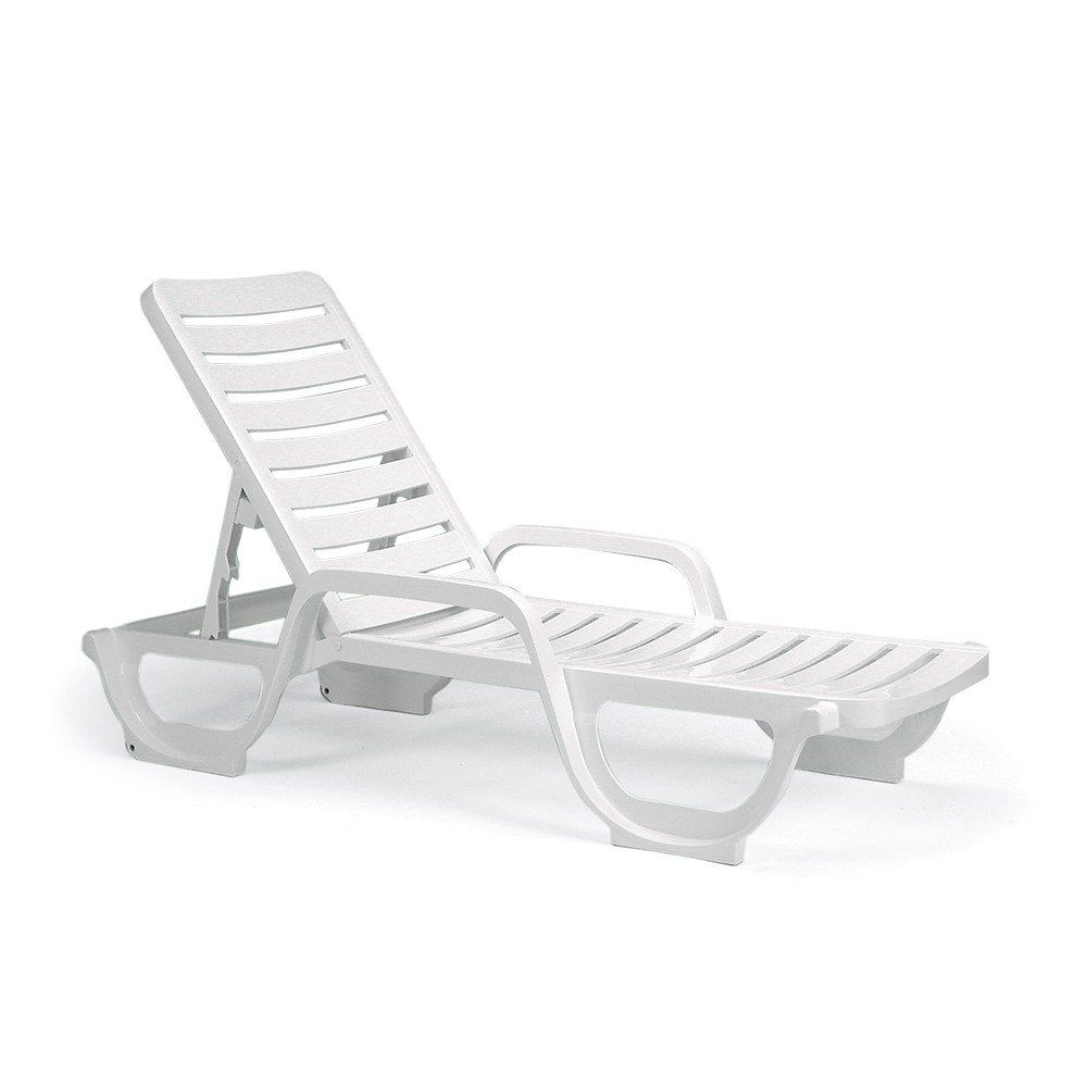 Surprising Grosfillex 44031104 44031004 Bahia White Stacking Camellatalisay Diy Chair Ideas Camellatalisaycom