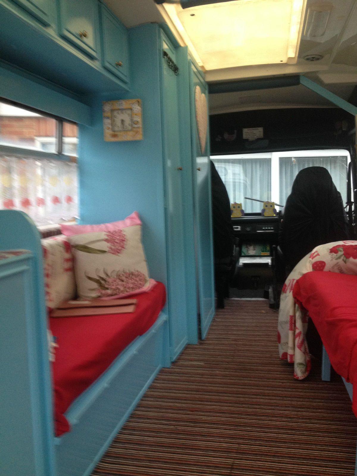 Renault Master Ambulance Campervan Conversion