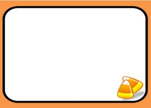 Customize These Cute Candy Corn Labels With This Free Microsoft Word - Name tag template word document