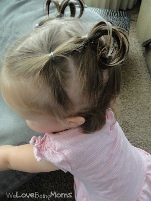 Toddler Hairstyles Magnificent We Love Being Moms Toddler Hairstyles  Toddler Hair  Pinterest