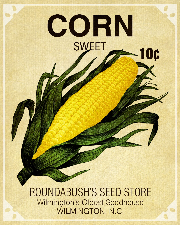 Vintage Corn 52